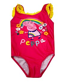Toddler Girls 1 Piece Swimsuit
