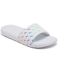 Women's Cool Cat Slide Sandals from Finish Line