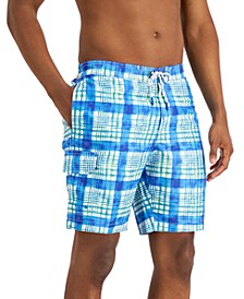 Men's Baja Scuba Seas Swim Trunks