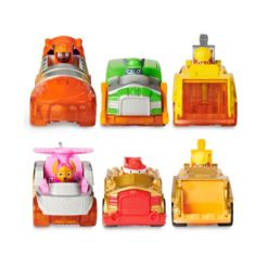 Paw Patrol True Metal Spark Gift Pack of 6 Collectible Die-Cast Vehicles1:55 Scale