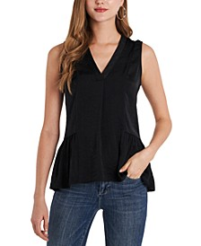 Ruffled Rumple Top
