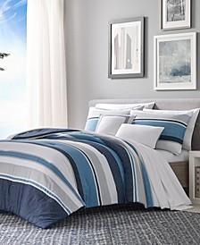 Westport 4 Piece Comforter Bonus Set, Full/Queen