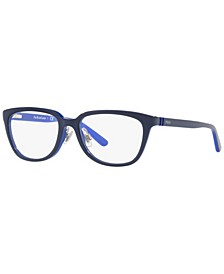PP8528 Men's Square Eyeglasses