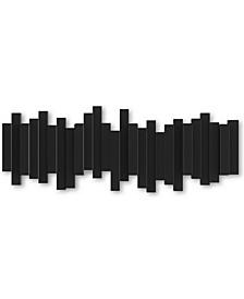 Sticks Multi-Hook Coat Rack