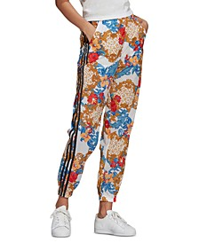 Women's Printed Active Track Pants