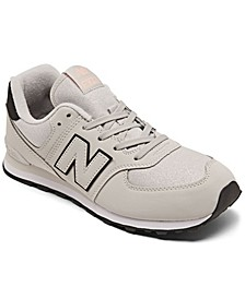 Big Girls 574 Casual Sneakers from Finish Line