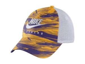 Nike Caps L.S.U. SPRING BREAK TRUCKER CAP