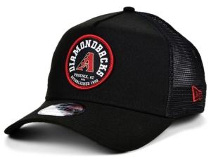 New Era Caps ARIZONA DIAMONDBACKS MERROW PATCH 9FORTY CAP