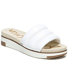 Women's Annalisa Plush Slide Sandals