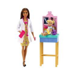 Barbie Pediatrician Playset