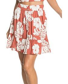 Women's Higher Love Mini Skirt