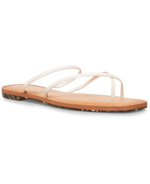 Women's Freee Strappy Thong Flat Sandals