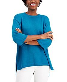 High-Low Hem Sweater