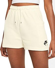 Air Women's Elastic-Waist Shorts