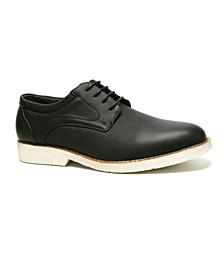 Men's Plain Toe Oxfords