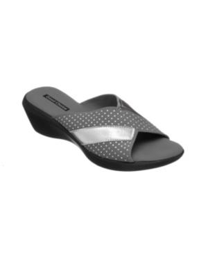 Women's Capela Elastic Wedge Sandal Women's Shoes