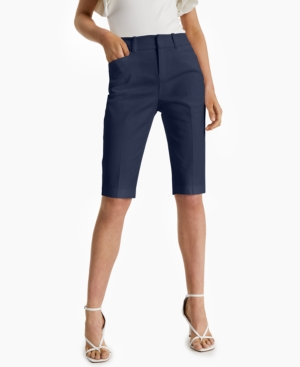 Slim-Fit City Shorts