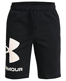 Big Boys Rival Fleece Logo Shorts