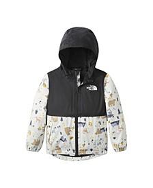 Toddler Boys Zipline Rain Jacket