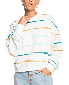 Cotton Bay Rolling Striped Top