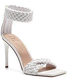 Adalie Woven Dress Sandals, Created for Macy's