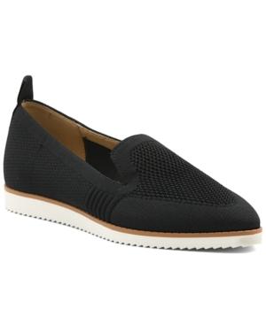 Women's Lamonte Stretch Knit Slip-On Loafers Women's Shoes
