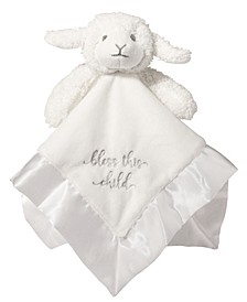 Baby Lamb Mini Security Blanket
