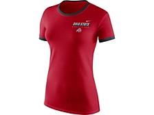 Women's Ohio State Buckeyes Ringer T-Shirt
