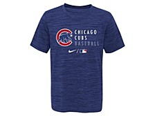 Youth Chicago Cubs Velocity T-Shirt
