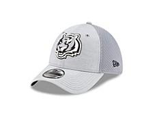 Cincinnati Bengals Rubber Front Neo 39THIRTY Cap