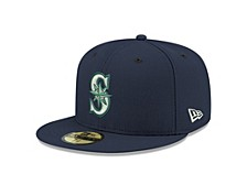 Seattle Mariners Wool Authentic Collection UV 59FIFTY Cap