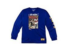Los Angeles Rams Men's Sports Illustrated Cover Long Sleeve T-Shirt - Kurt Warner