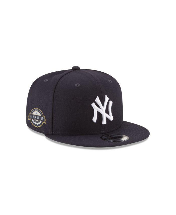 New Era New York Yankees Hall Of Fame Patch 9FIFTY Cap - Derek Jeter & Reviews - MLB - Sports Fan Shop - Macy's