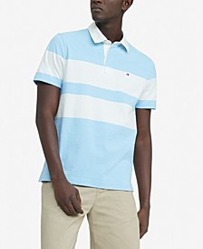 Men's Classic-Fit Eisner Rugby Polo