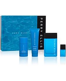 Men's 4-Pc. Pure Blue Eau de Toilette Gift Set