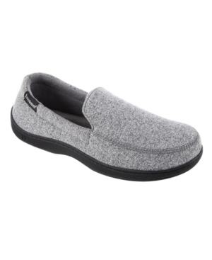Men's Knit Ethan Moccasin Slippers