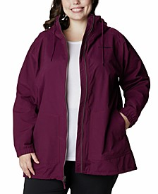 Plus Size Castlewood Canyon Jacket