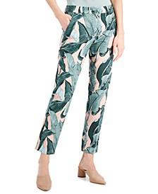 Okra Printed Pants