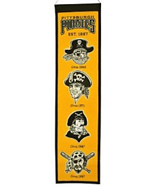 Winning Streak Pittsburgh Pirates Heritage Banner