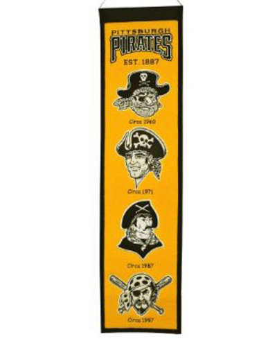 Winning Streak Pittsburgh Pirates Heritage Banner