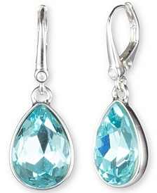 Stone Teardrop Lever Back Earrings, Created for Macy's
