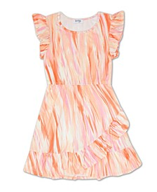 Big Girls Tie Dye Dress