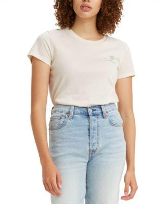 Perfect Cotton Graphic-Print T-Shirt
