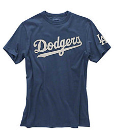 '47 Brand Men's Los Angeles Dodgers Fieldhouse T-Shirt