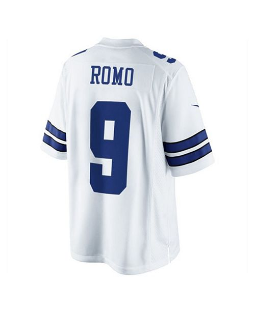 low priced 288a5 8452e Nike Men's Tony Romo Dallas Cowboys Limited Jersey & Reviews ...