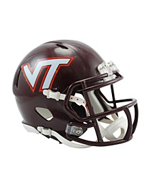 Virginia Tech Hokies Speed Mini Helmet
