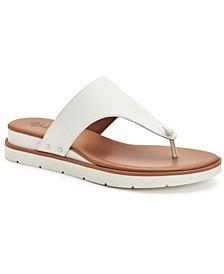 Emmaa Thong Flat Sandals, Created for Macy's