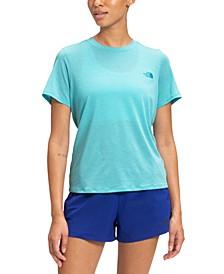Women's Wander Twist-Back T-Shirt