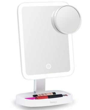 Aura Lighted Vanity Makeup Mirror with 3 Light Settings