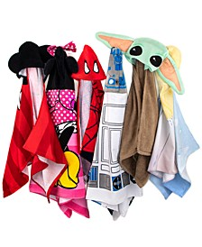 Cotton Hooded Towel Collection